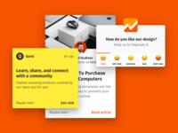 Little Widgets — HTML Website Widgets & Popups