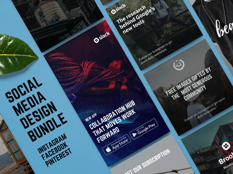 Pablo: Social Media Template blog post deal promotional advertise ad banner social media facebook template facebook instagram instagram template