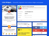 Little widgets preview 2