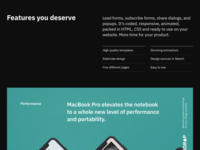 Market Pages: Website Template for Marketplace