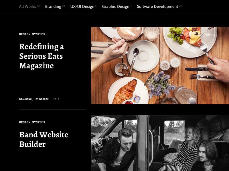 Lighthouse — Agency Website Template