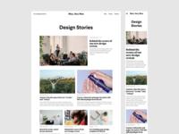 Nice, Very Nice Blog: WIP