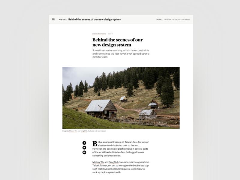 Nice, Very Nice Blog: Article Page