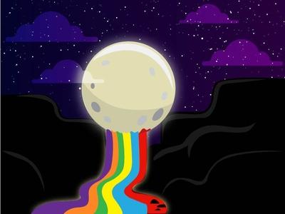 moon drips