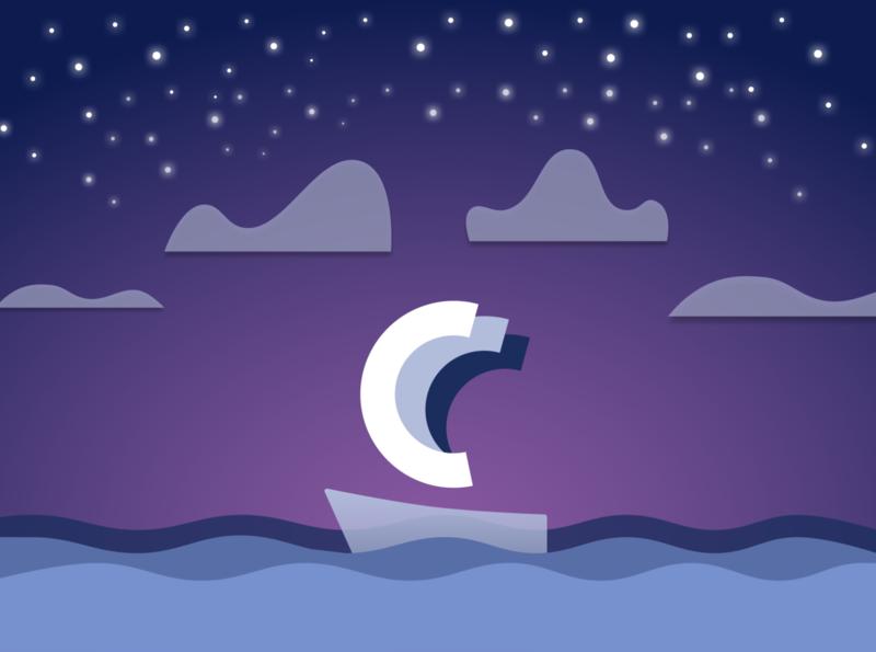 App logo - DailyUI 005