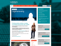 Vega HR WordPress site