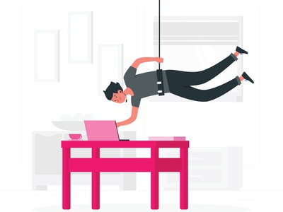 Mission Impossible  Vector Illustration