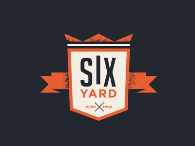 Six Yard 1 six yard soccer clothes vintage