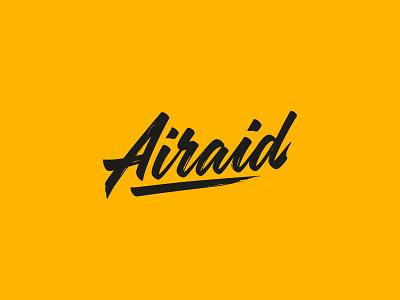 Airaid - Logo Design cars airaid logo design brand design brand identity branding design logo calligraphy brush typography handlettering type lettering