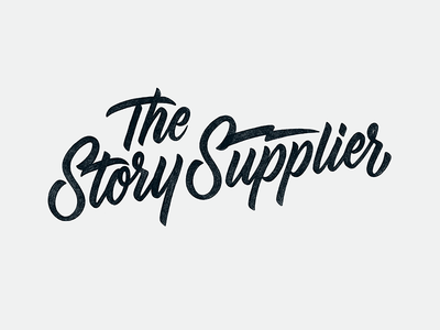 The Story Supplier concept