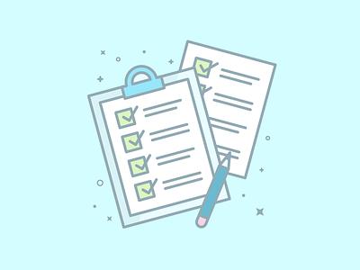 Checklist clipboard checklist icon