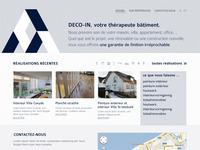 Deco-in Homepage original