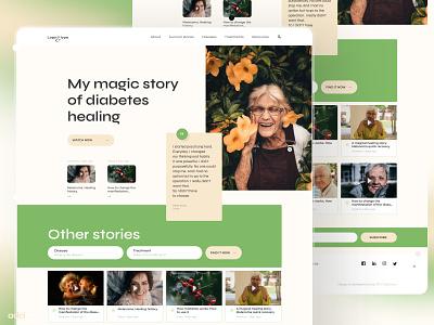 Physical therapy website design med branding web design development ui drupal adci design therapy physical website physicaltherapy