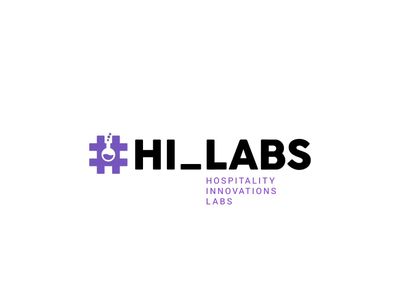 #HI_LABS bodymovin json lottie motiongraphics motion intro hashtag laboratory lab branding design identity logo animation