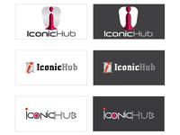 Iconic Hub Logo Option