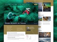 Travel Agency Mockup