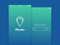 Tracker App Concept