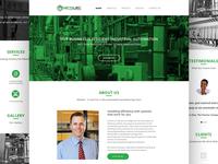 Metalec Homepage