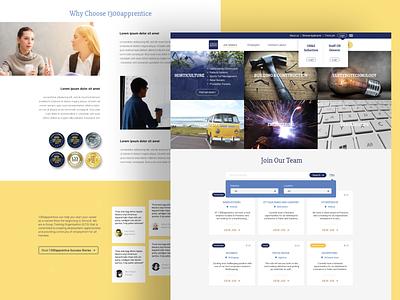 1300apprentice trainee employer australia ui design web design