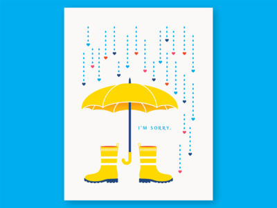 Condolence Umbrella