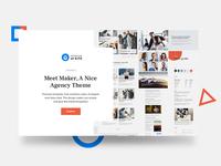 Maker Agency Theme