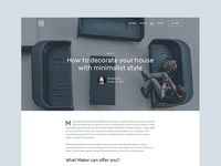 Article Page Wide