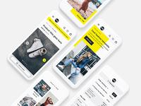 Mobile Ecommerce UI KIT
