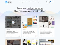 Marketplace Home Page