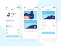 WeeklyUI #02: Payment Credit Card Screens Design