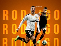 Rodrigo Moreno - Valencia CF