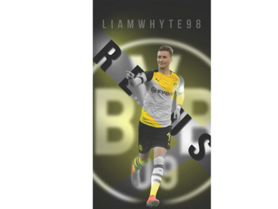 Marco Reus - BVB Dortmund Wallpaper