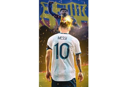 Lionel Messi - The King Of Football