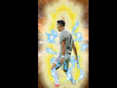 Cristiano Ronaldo - Super Saiyan