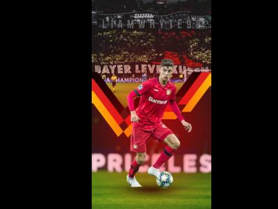 Kai Havertz - Bayer Leverkusen's Wonderkid