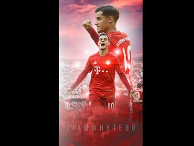 Philippe Coutinho - Bayern Munich's Brazilian Flair