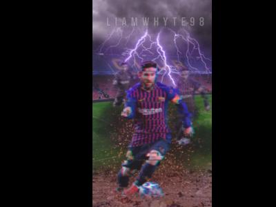 Lionel Messi - A Glitch In the Matrix