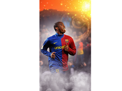 Samuel Eto'o - One of Africa's Greatest Ever Footballers fifa 20 soccer designs football designs champions league inter milan barcelona fc smuel etoo barcelona soccer edit football edit soccer footballer football design football club football wallpaper poster photoshop illustration design