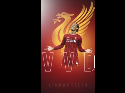 Virgil van Dijk - Liverpool's Defensive Wall