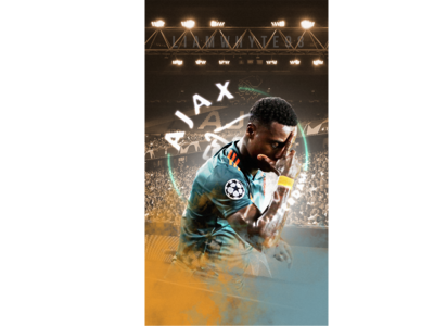 Quincy Promes - Reborn In Ajax - 10 Minute Design Challenge