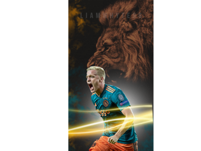 Donny Van De Beek - Ajax's Lion In Midfield