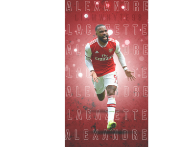 Alexandre Lacazette - Arsenal's Player Of The Year