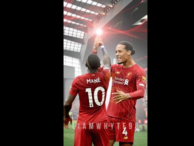 Virgil van Dijk x Sadio Mane - Liverpool Fc