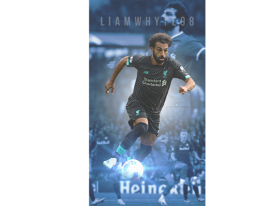 Mohamed Salah - Running Down The Wing