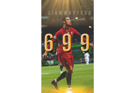 Cristiano Ronaldo - CR7 - 699 Career Goals