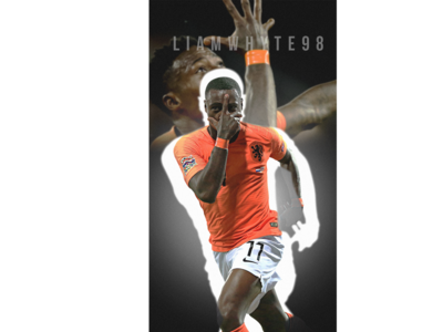 Quincy Promes - Mask On