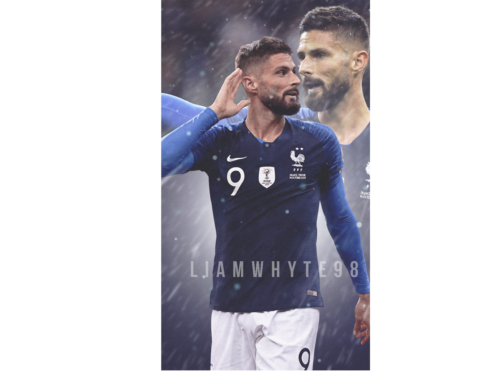 Underrated Striker By Liam Whyte On Dribbble