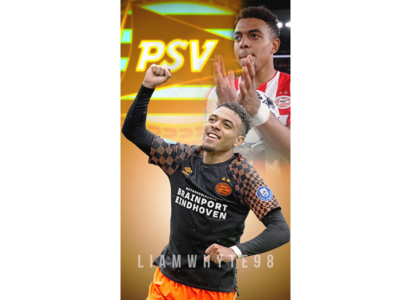 Donyell Malen- PSV's 5 Star Scoring Machine
