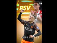 Donyell Malen- PSV's 5 Star Scoring Machine