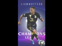 Eden Hazard - Champions League Edition