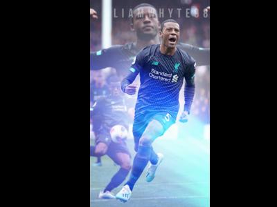 Georginio Wijnaldum - Liverpool's Passion